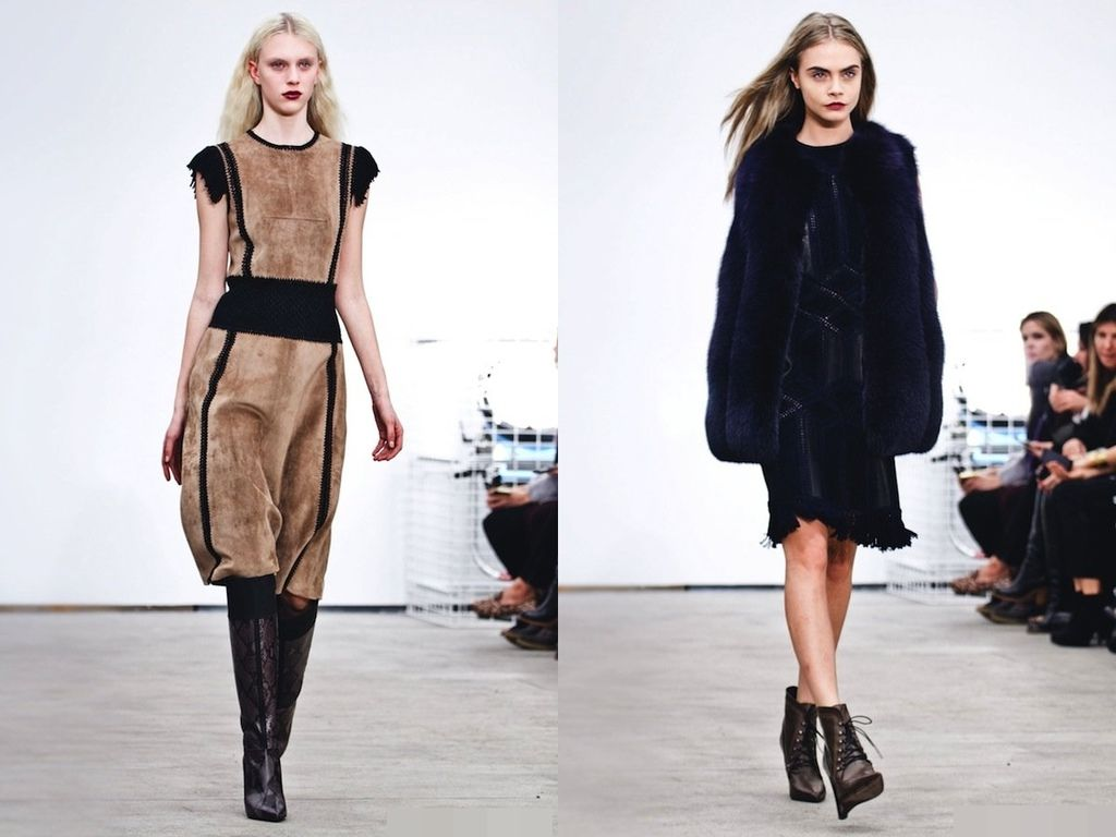 Derek Lam fall winter 2013 (8)
