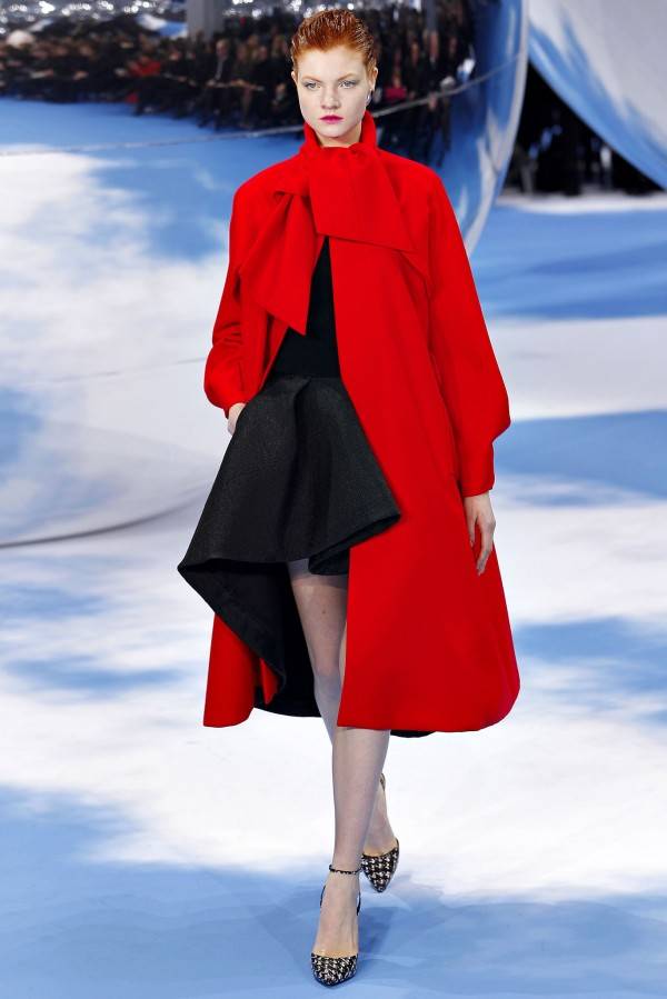 Fall-Winter 2013-2014 Christian Dior(8)