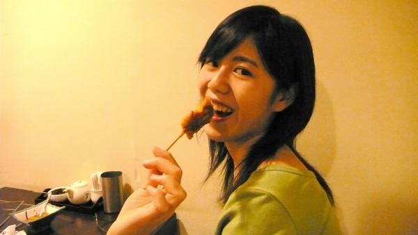 我也忘記為什麼吵鬧要吃的日本料理