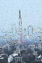 東京鐵塔印象