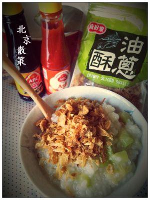 2013蝦米胡瓜粥