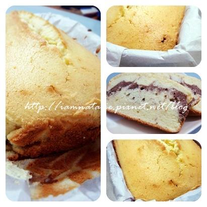 云石牛油蛋糕