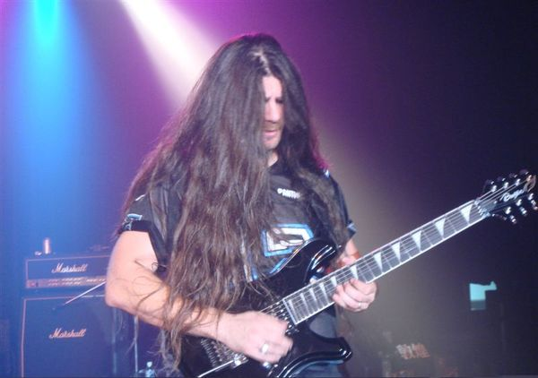 02-第一吉他手 Olaf Thorsen