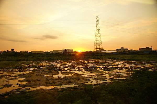 嘉南平原,晚安