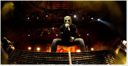 Slipknot主唱Corey Taylor