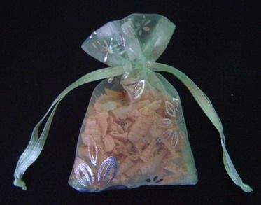 檜木刨花香袋