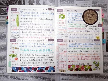 3月手帳分享006