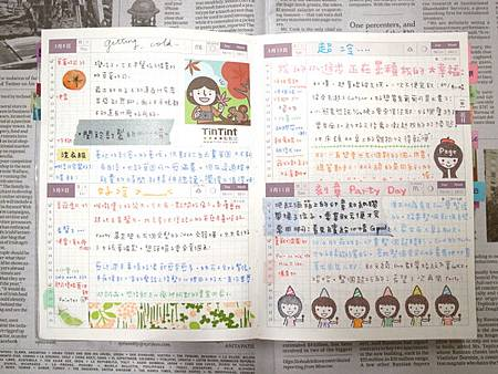 3月手帳分享009