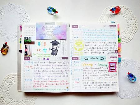 6月手帳分享09