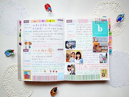 6月手帳分享10