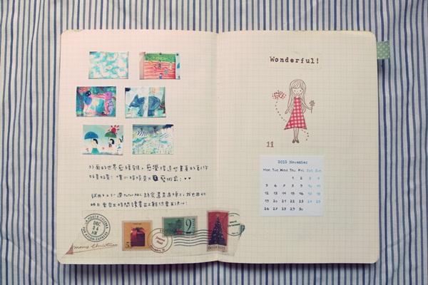 10-11月手帳分享14