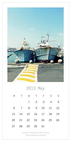 calendar card-05