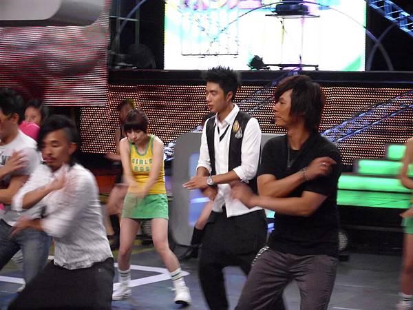 藍波老師教舞.JPG