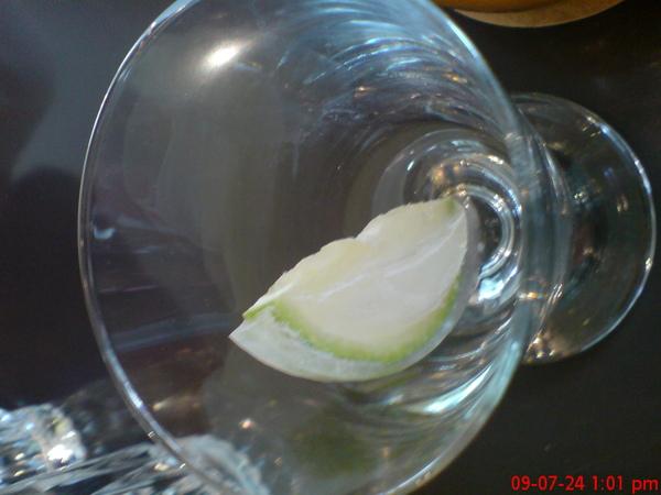 冰的檸檬!!! 酷波波!