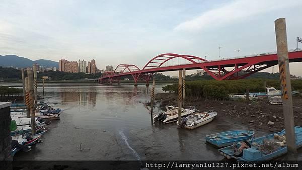 關渡大橋-正常模式.JPG