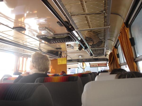 往捷克的波蘭客運
