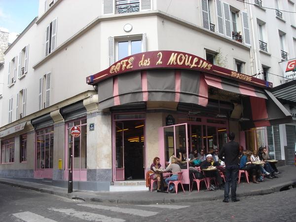 愛蜜麗異想世界咖啡廳中午版