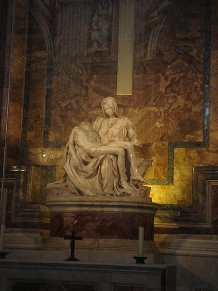 拉斐爾作品-聖殤