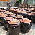 丸莊醬油的釀醬場
