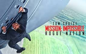 mission impossible 5 poster rogue nation的圖片搜尋結果