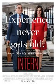 Image result for the intern poster