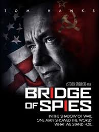 Image result for bridge of spies poster