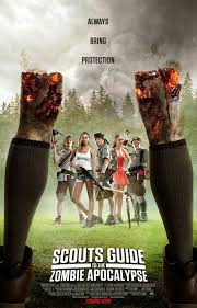 scouts guide to the zombie apocalypse poster的圖片搜尋結果