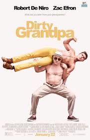 Image result for dirty grandpa poster