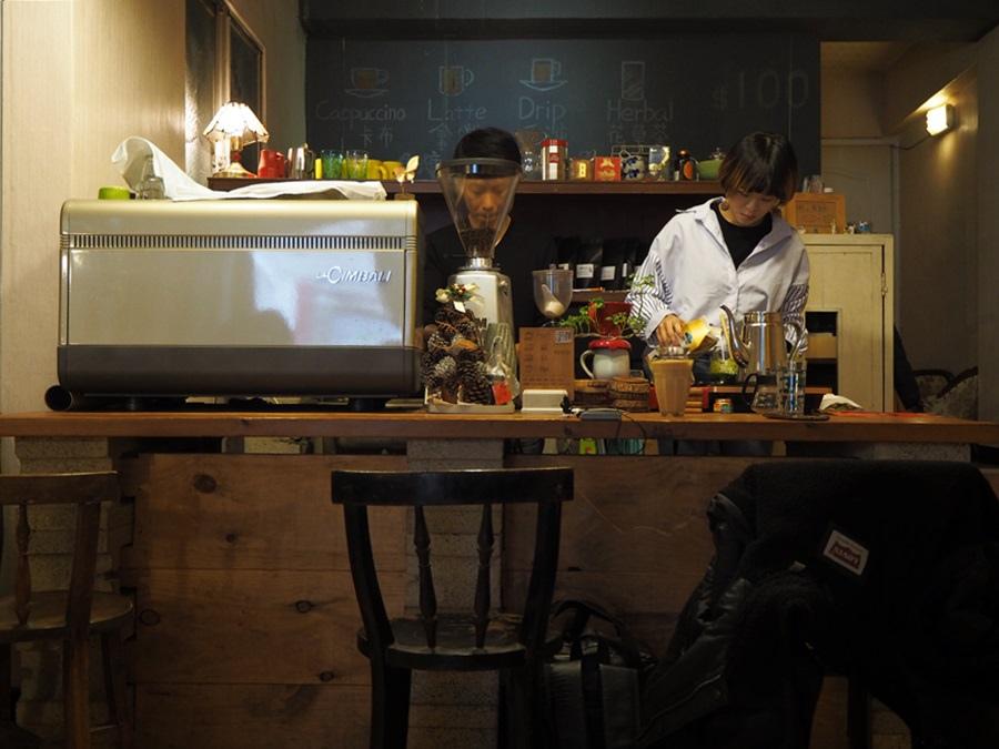 大花說台中西區咖啡廳沒名字的咖啡館下午茶甜點4