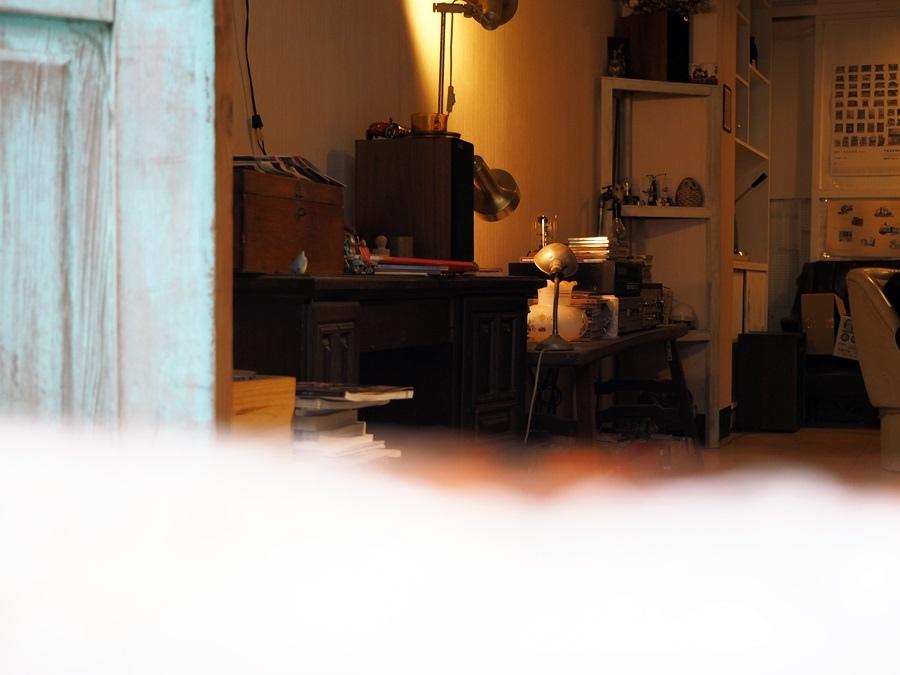 大花說台中西區咖啡廳沒名字的咖啡館下午茶甜點5