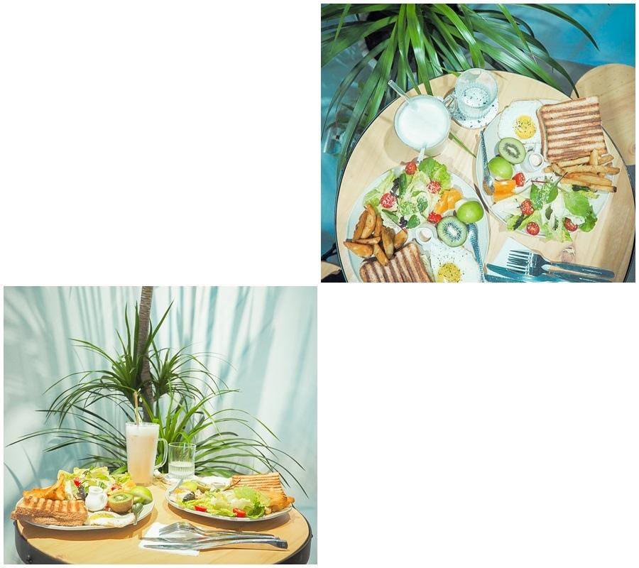 大花說台中早午餐景點餐廳大里煦苑菜單08