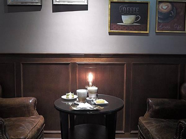 大花說台中咖啡廳下午茶大里美食亨利貞精品咖啡館05