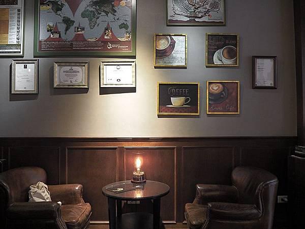 大花說台中咖啡廳下午茶大里美食亨利貞精品咖啡館06