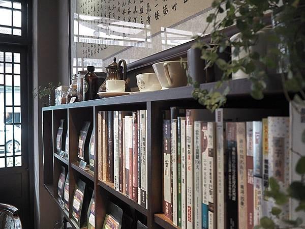 大花說台中咖啡廳下午茶大里美食亨利貞精品咖啡館07