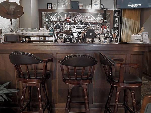 大花說台中咖啡廳下午茶大里美食亨利貞精品咖啡館10