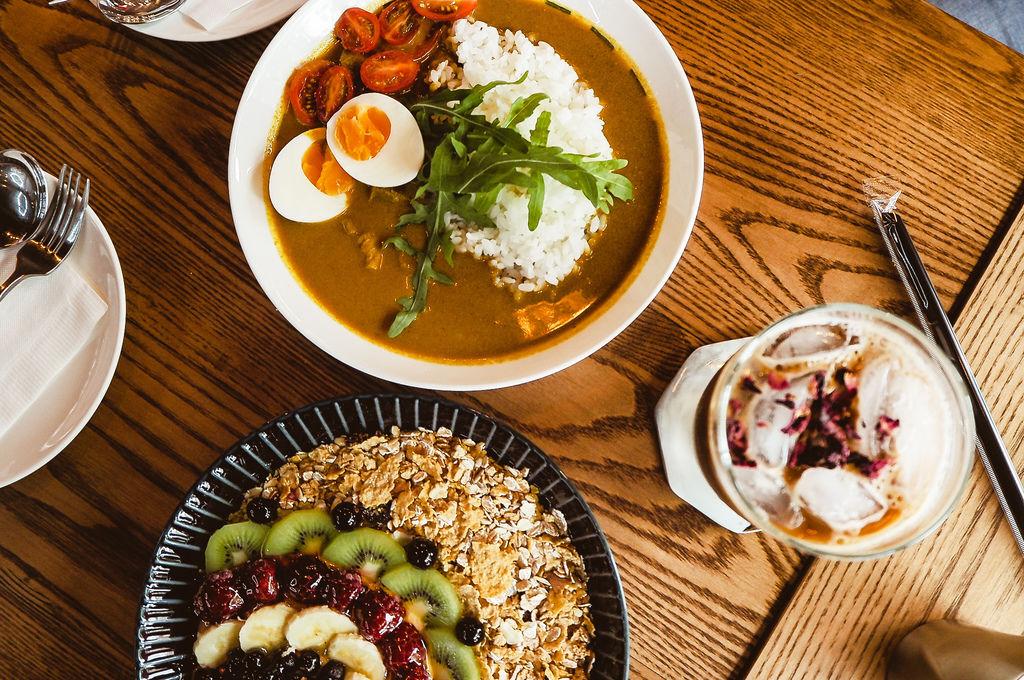 大花說齒輪咖啡gearmotocafeshop台中南屯區早午餐美食哈雷重機主題餐廳02