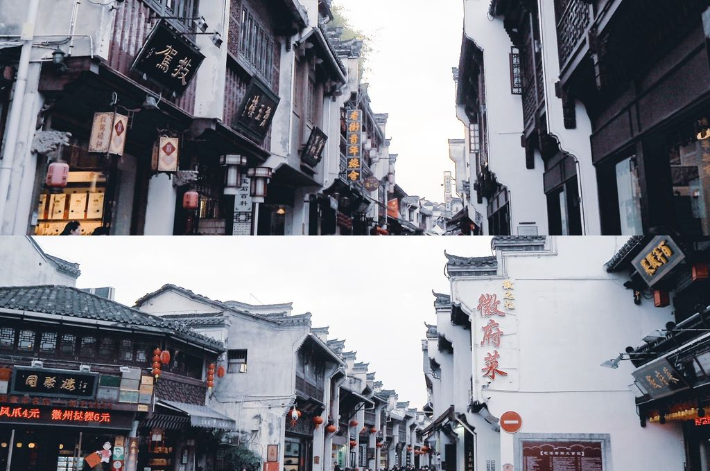 大花說中國大陸旅遊安徽黃山景點五天四夜huangshan跟團行程10