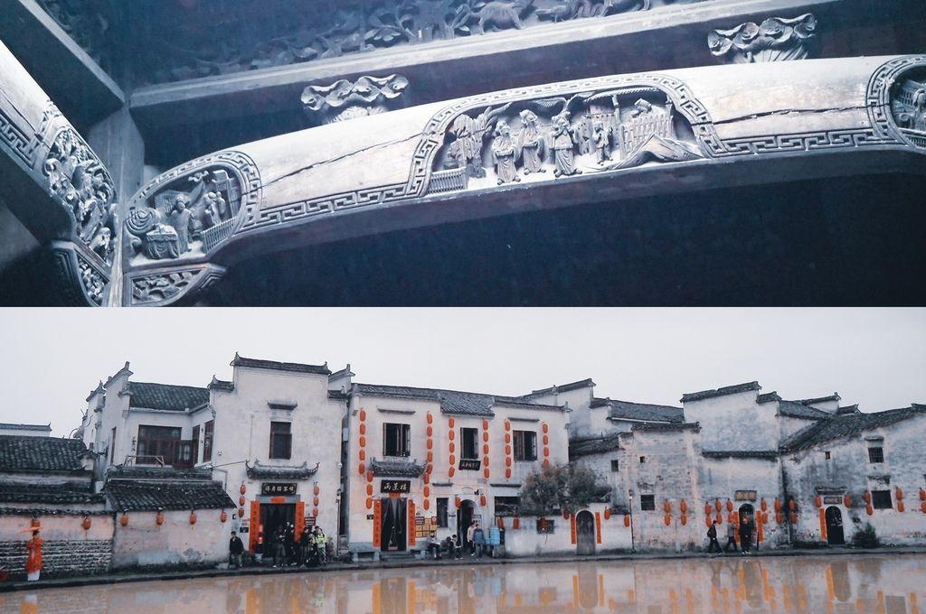 大花說中國大陸旅遊安徽黃山景點五天四夜huangshan跟團行程25