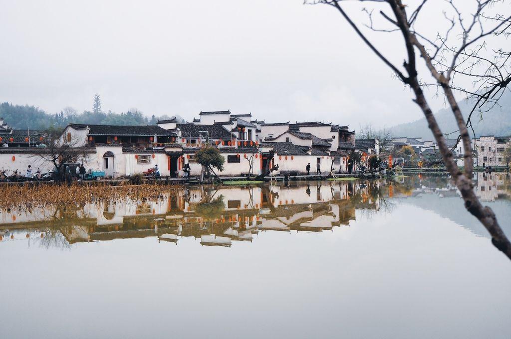 大花說中國大陸旅遊安徽黃山景點五天四夜huangshan跟團行程11
