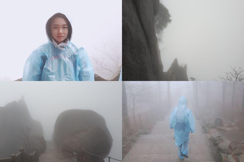 大花說中國大陸旅遊安徽黃山景點五天四夜huangshan跟團行程52