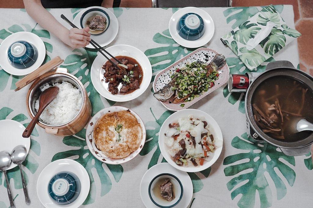 大花說苗栗公館客家合菜餐廳推薦和風食堂和風民宿08