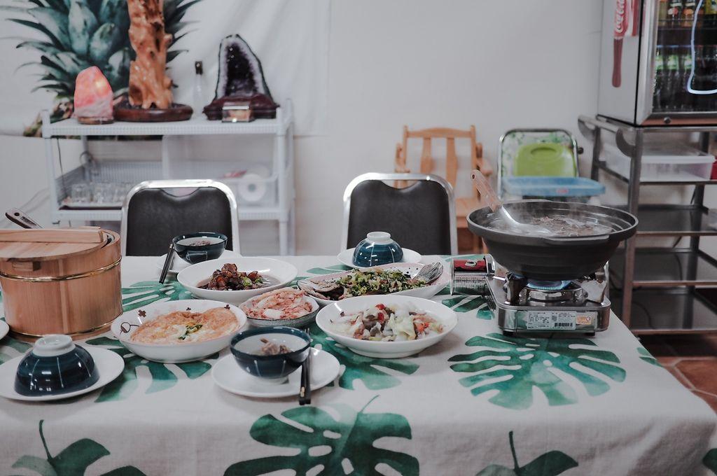 大花說苗栗公館客家合菜餐廳推薦和風食堂和風民宿07