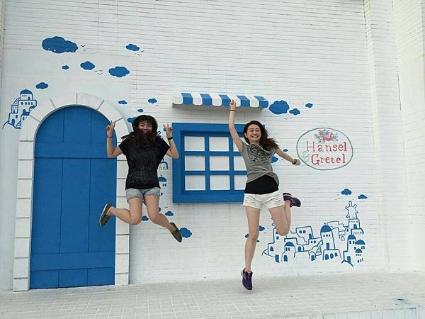 台南安平戀愛廣場