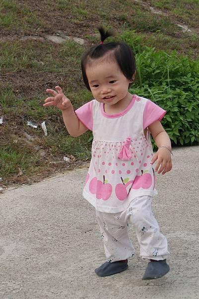 小羽球-0037小羽會走路了.jpg