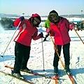 滑雪初體驗!!!!