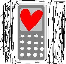 手機是戀愛工具