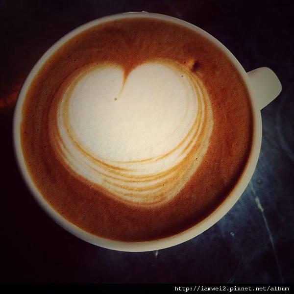 這是關於咖啡練習的一部份。
