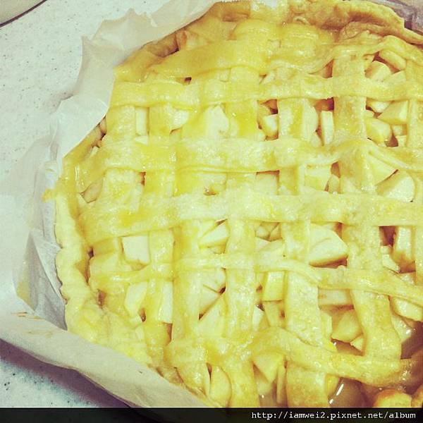 心碎蘋果派。