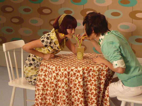 檸檬愛玉小情侶是這樣的