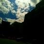 看到藍藍的天 早起也值得了
